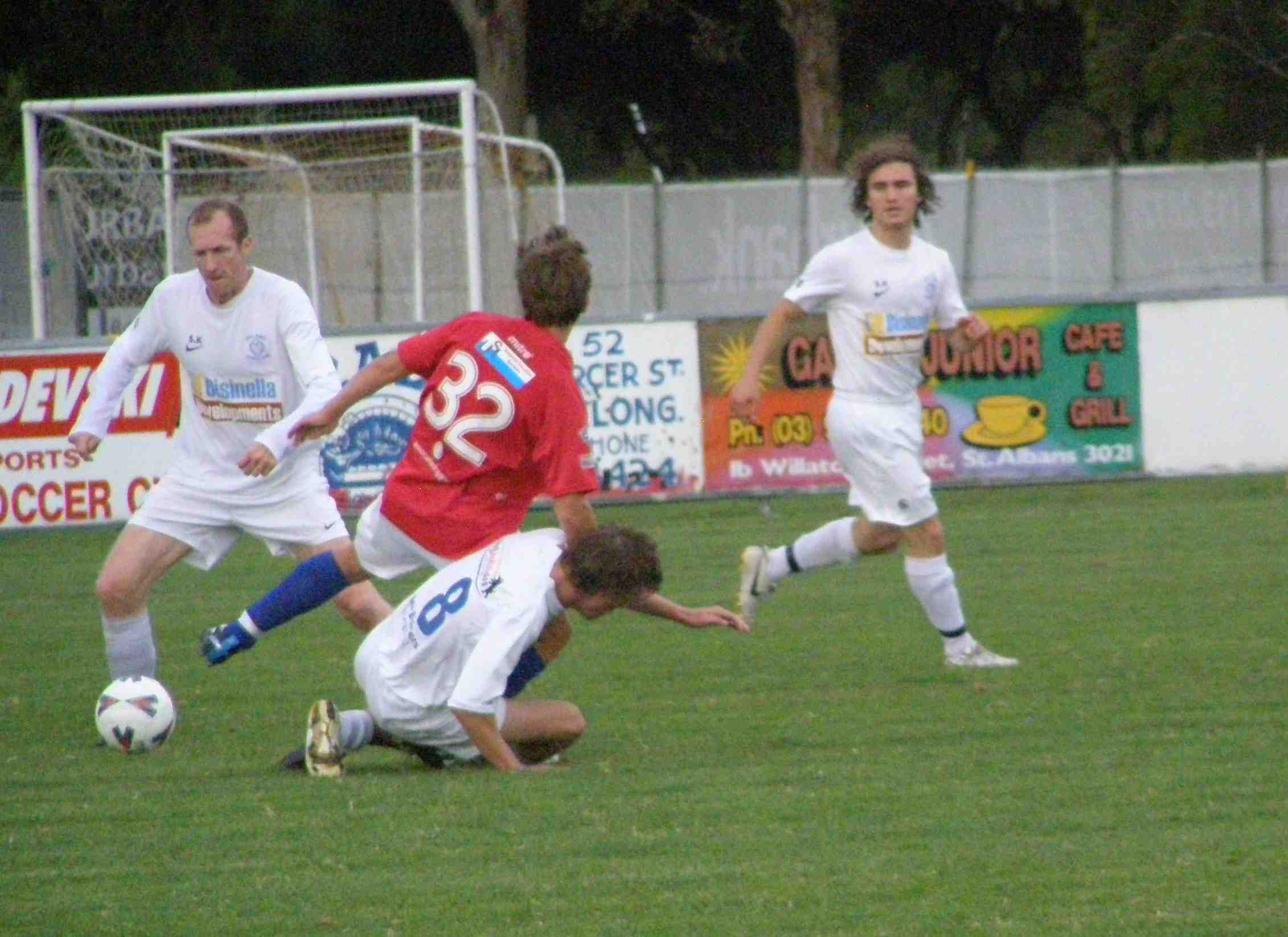 CoGG Cup reaches half-way stage