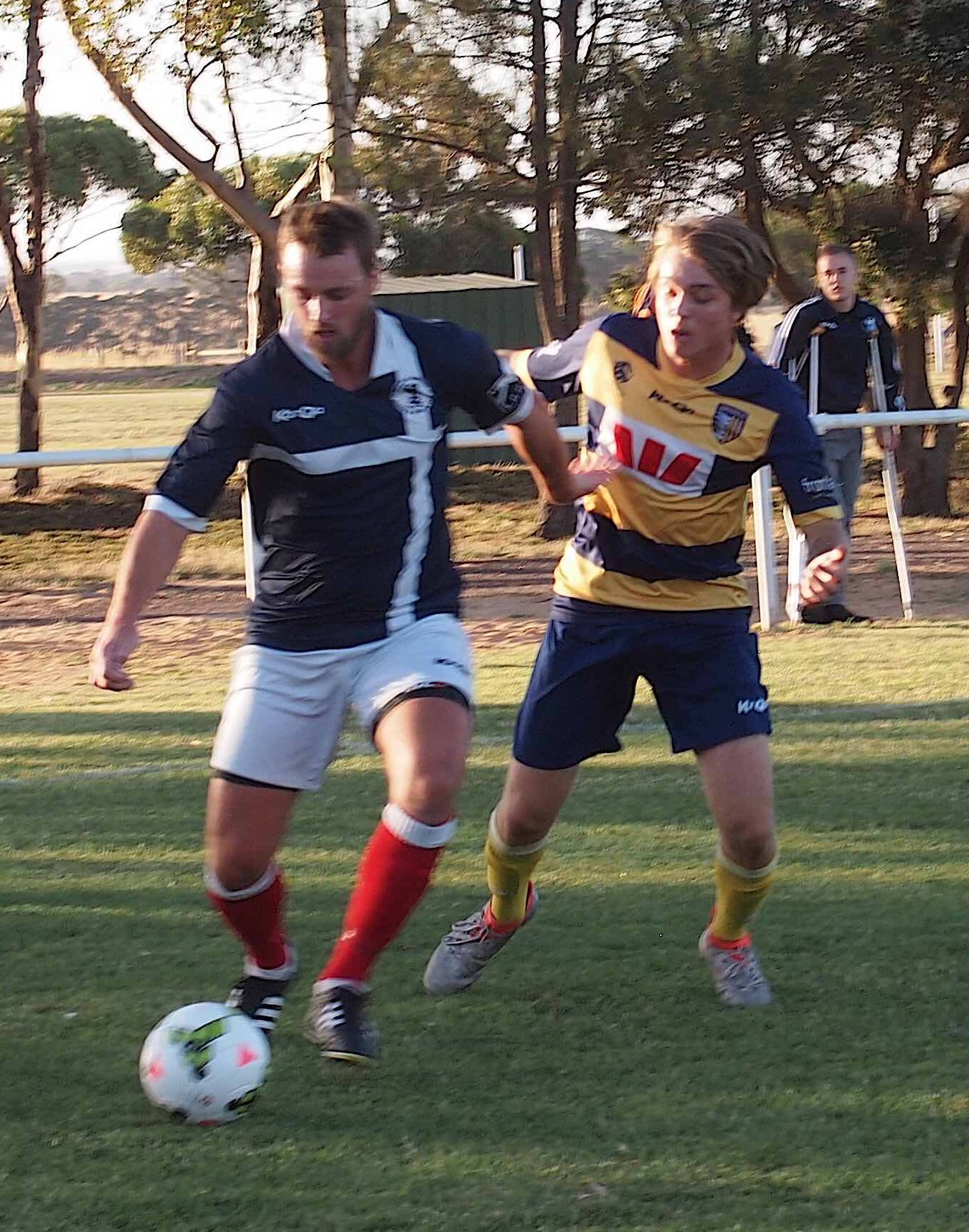 Rangers and Bell Park into the finals in Geelong Community Cup