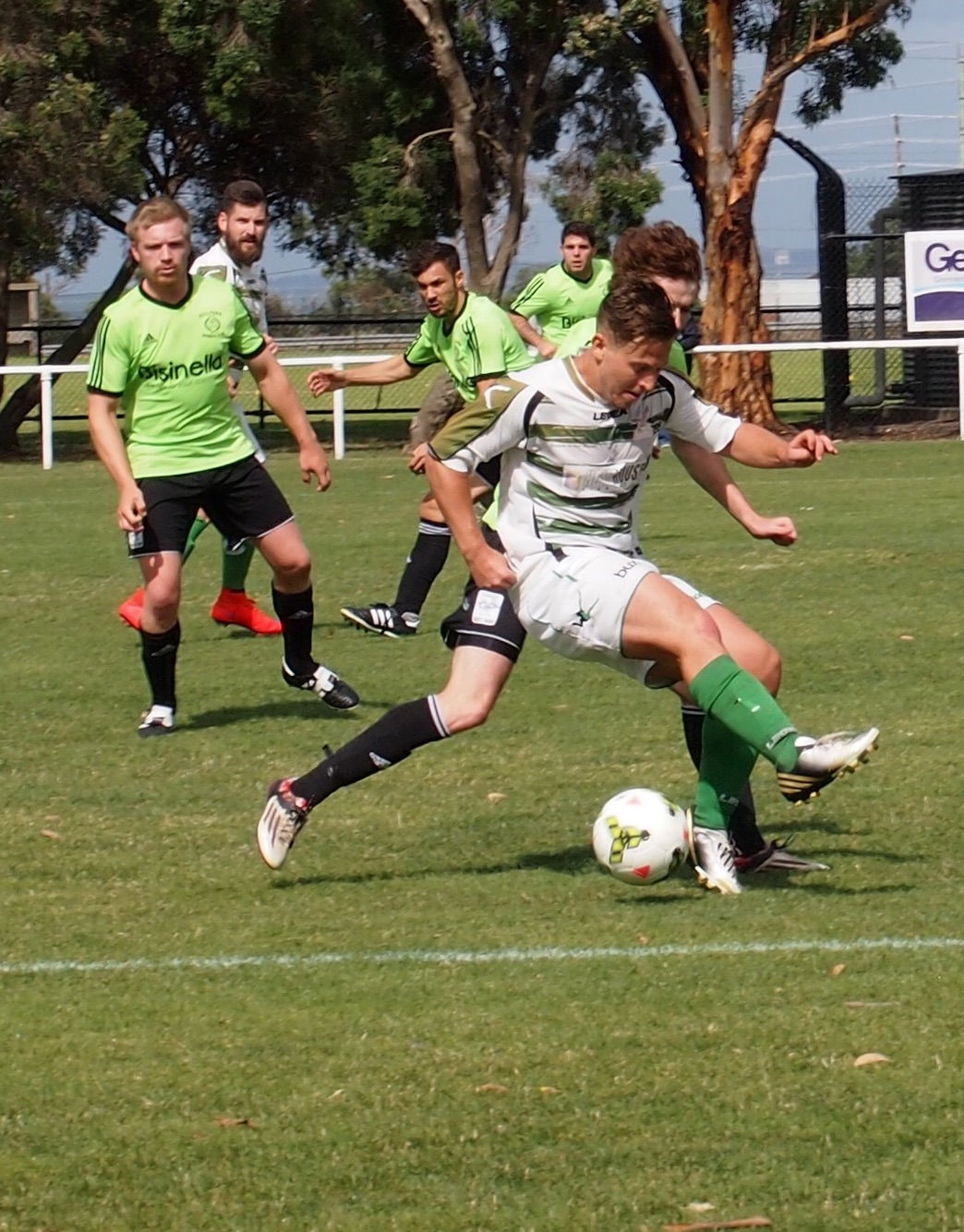 Golden Plains shock Rangers to gain place in Geelong Cup final