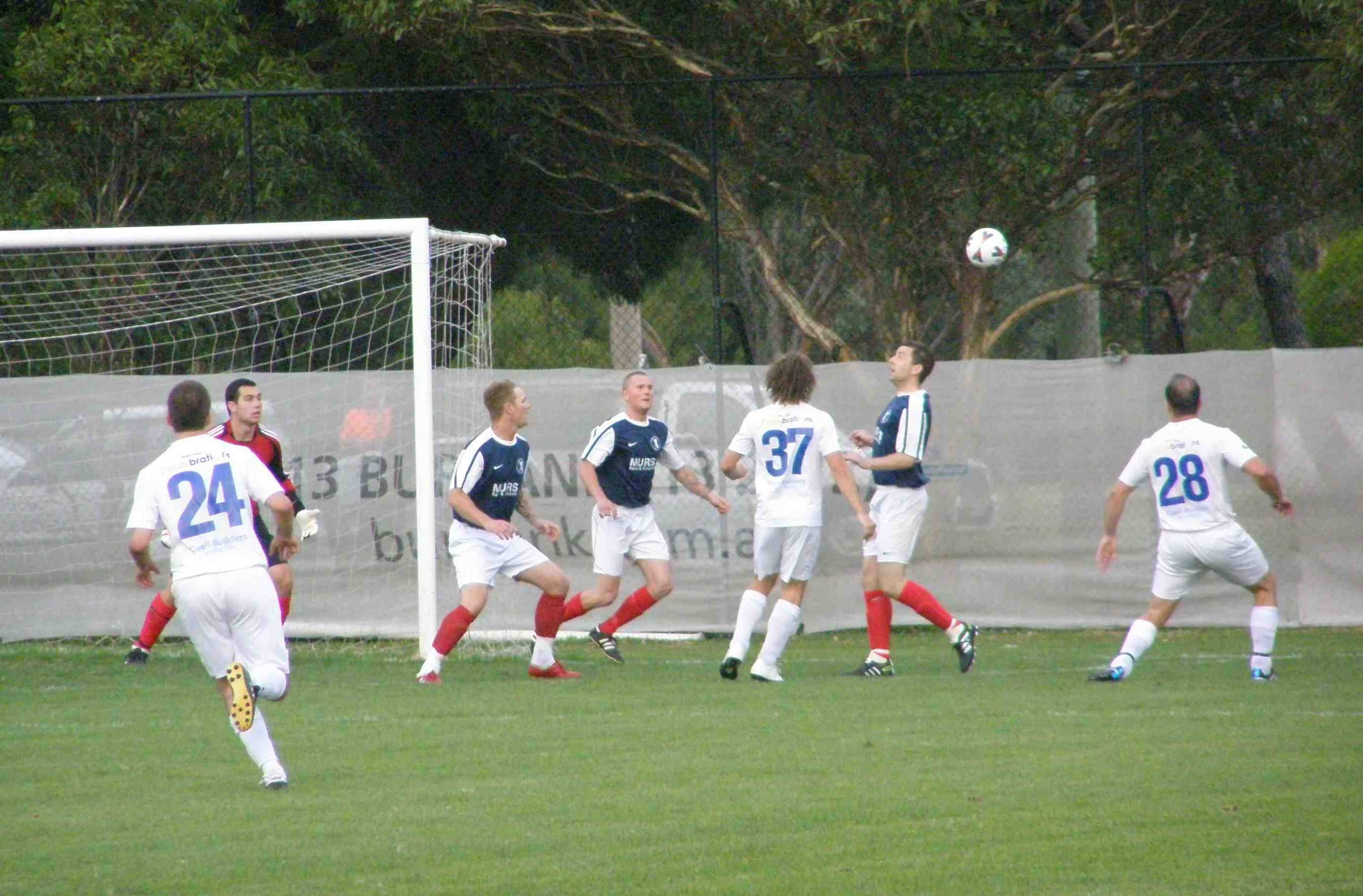 City of Greater Geelong Cup matches decided by late goals
