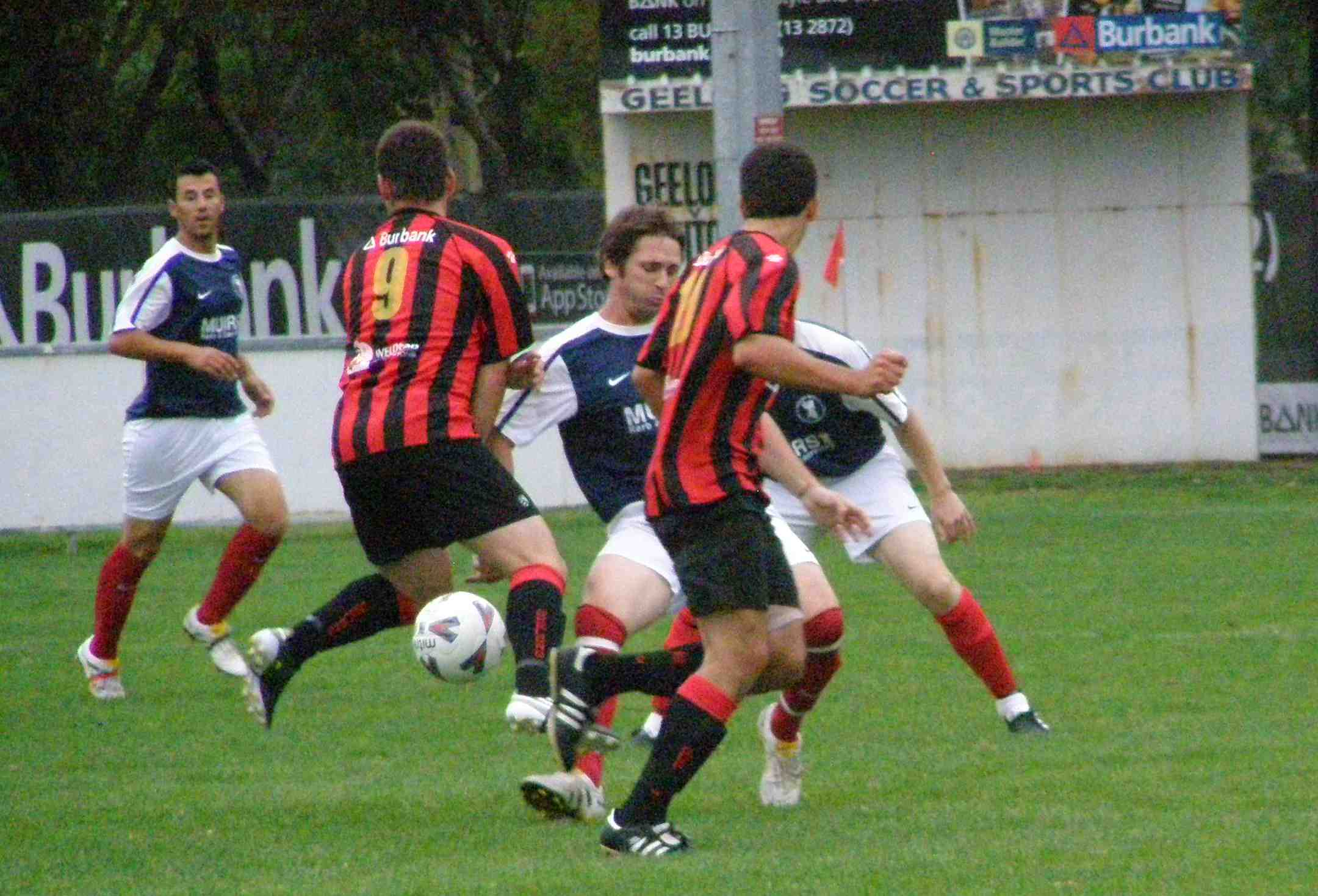 Geelong crush Rangers in CoGG Cup
