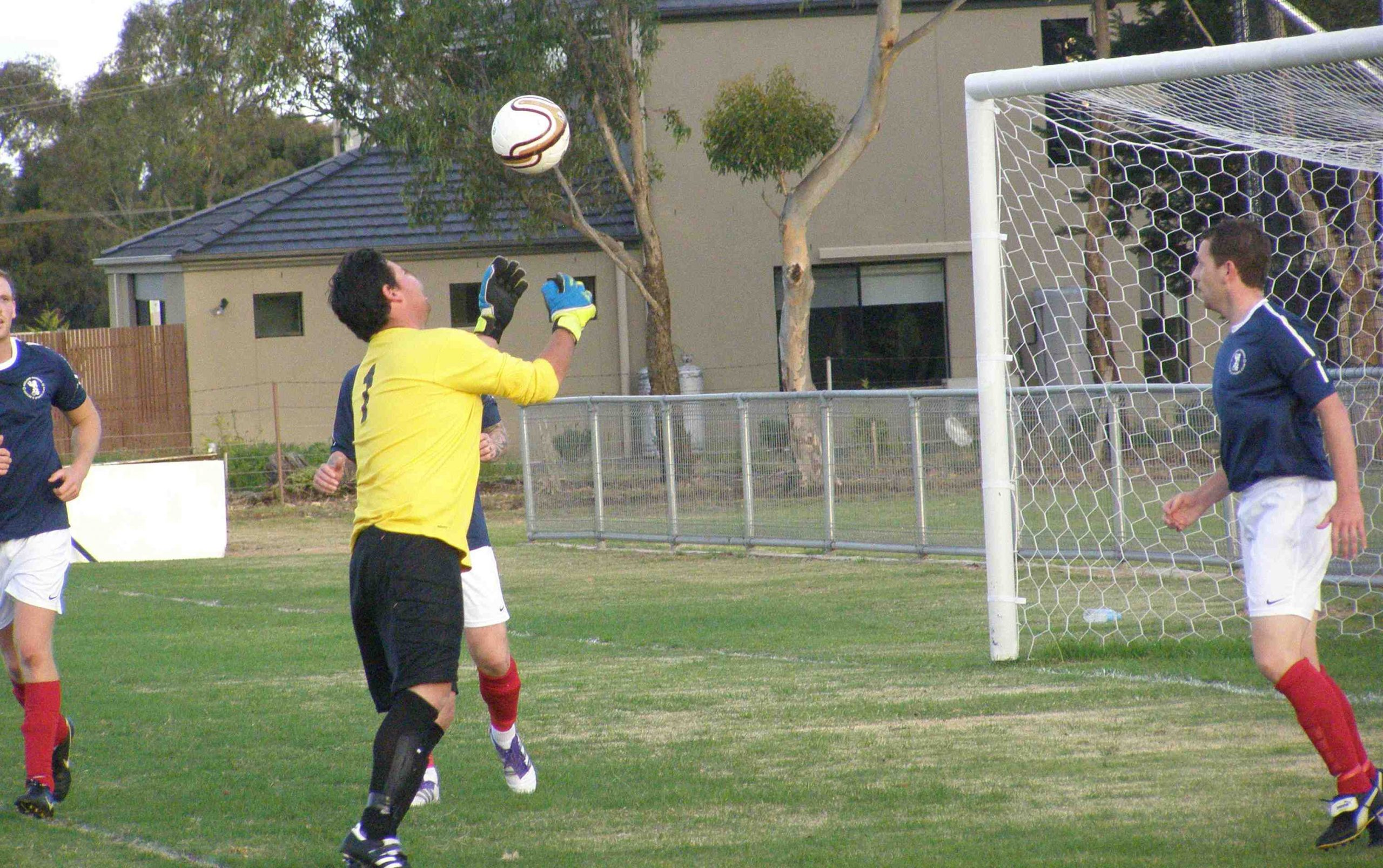 North Geelong power away in CoGG Cup