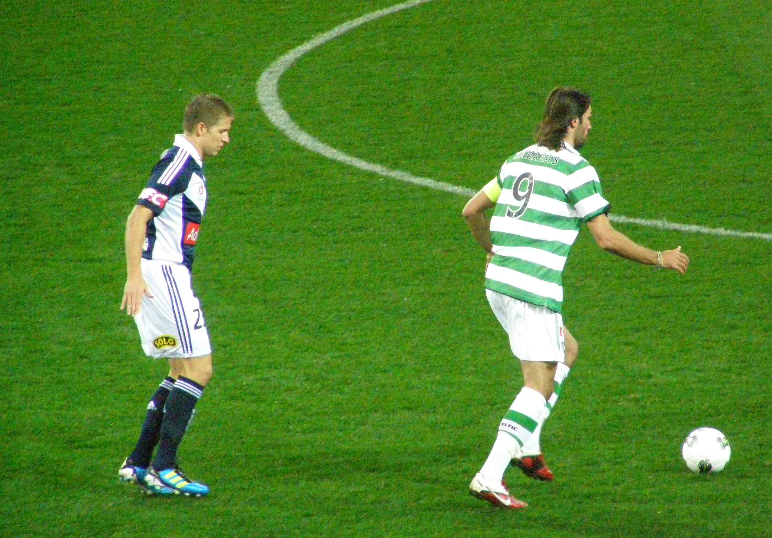 Celtic win close match with Victory