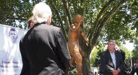 Les Murray, Puskas and tree