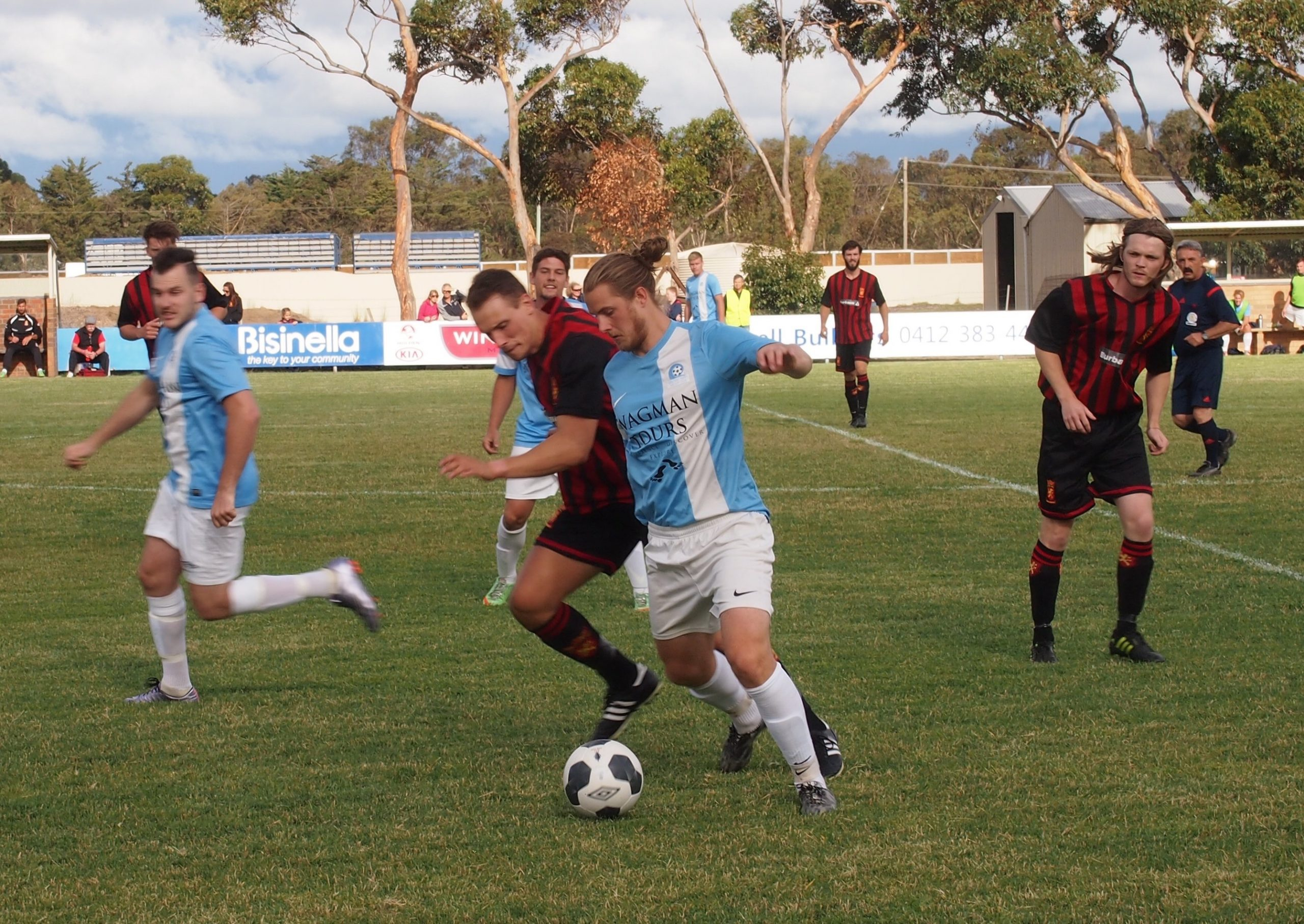 Bell Park and Geelong have good wins in Morris Finance Cup