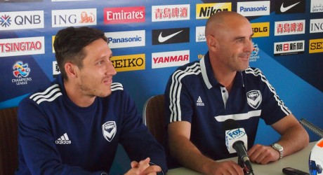 Mark Milligan and Kevin Muscat had vital roles in the triumph over Guangzhou