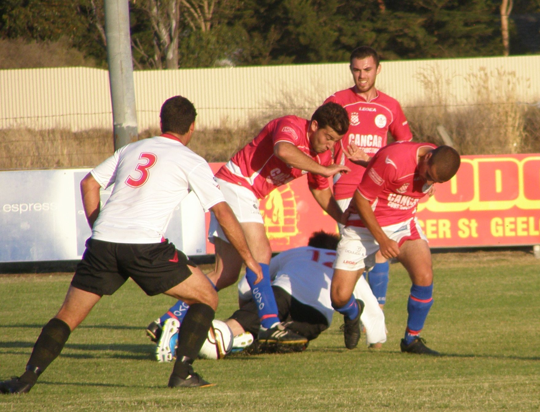 North Geelong down Geelong in Cup opener