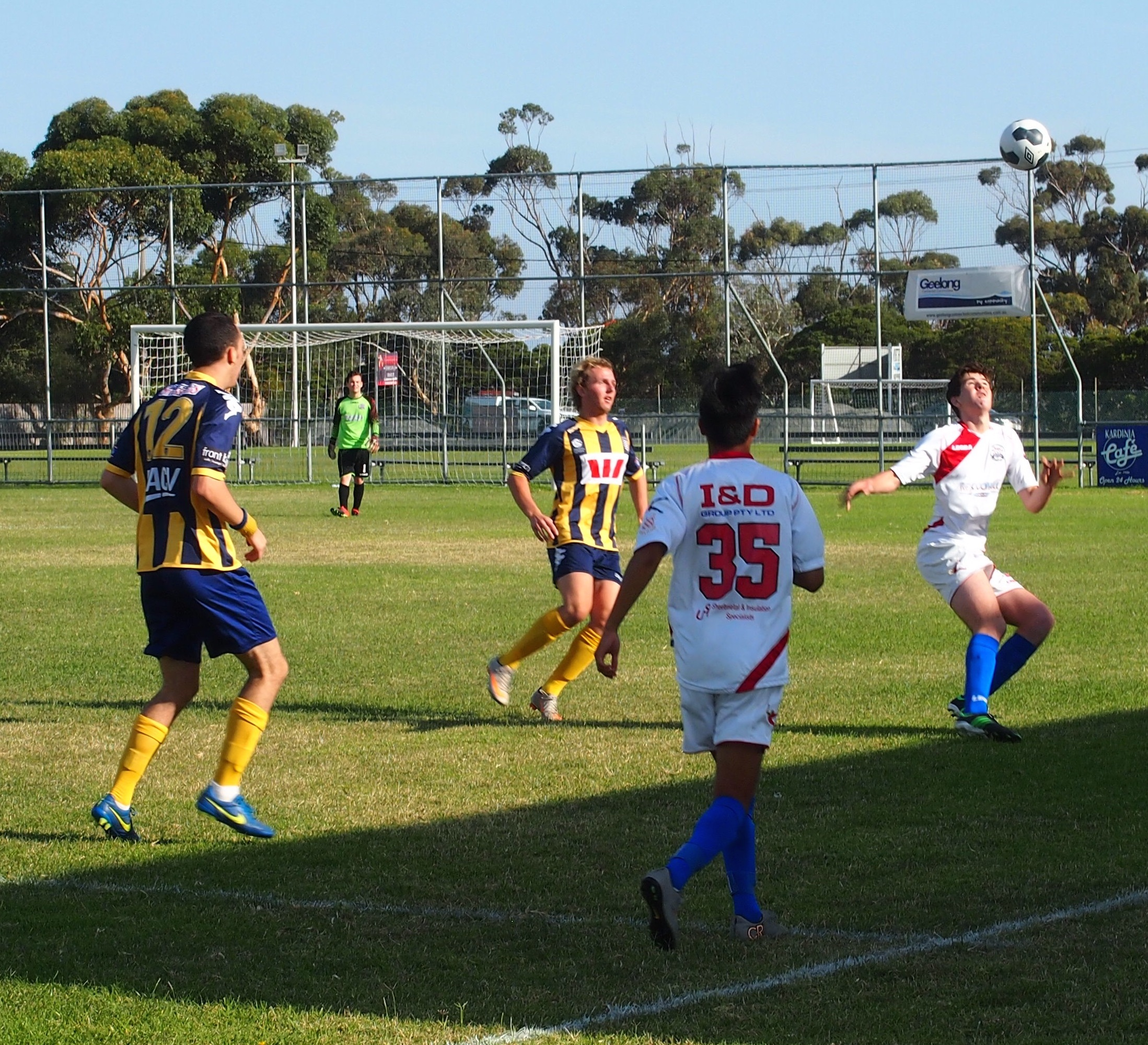 Corio into final, North Youth overcomes Surfcoast
