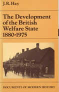 The Development of the British Welfare State, 1880-1975