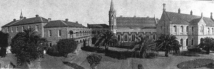 The history of St Joseph's College, Geelong