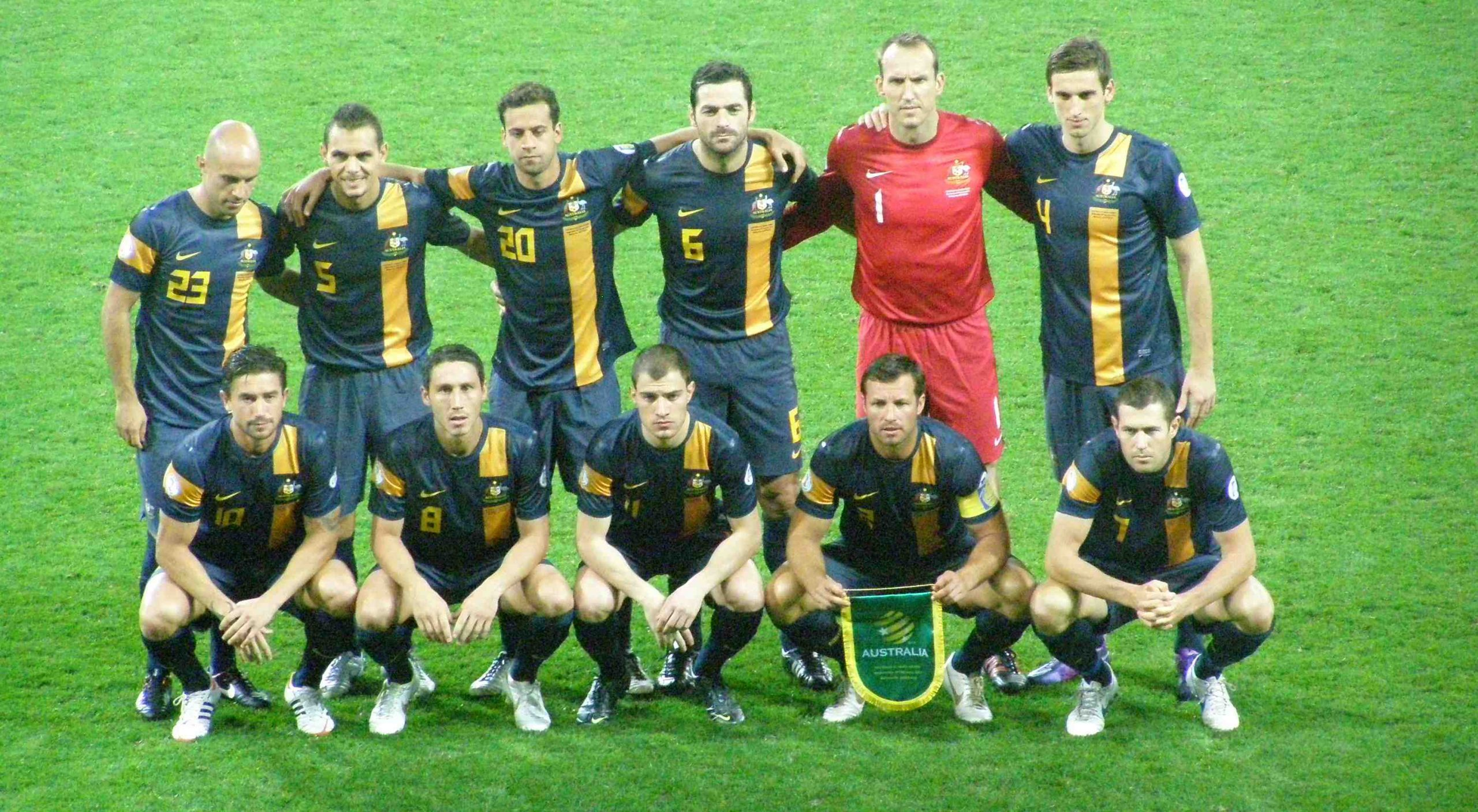 Socceroos sweep Saudis on wet night at AAMI