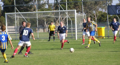 Surfcoast v Geelong Rangers
