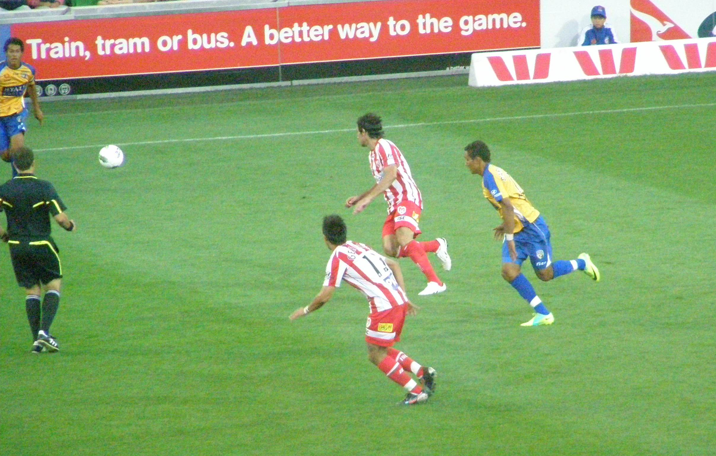 Babalj wins a tight one for Melbourne Heart