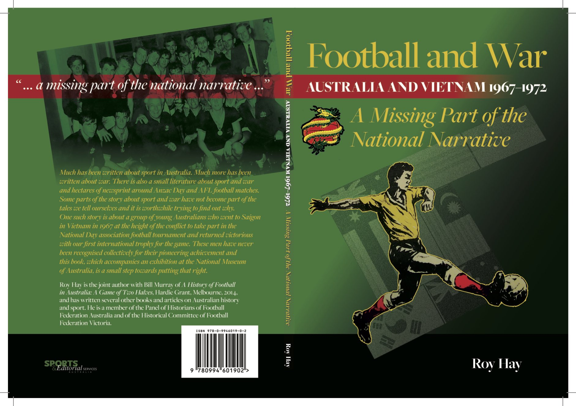 Football and War: Australia and Vietnam 1967–1972
